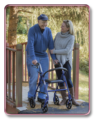 assisted walking exercise